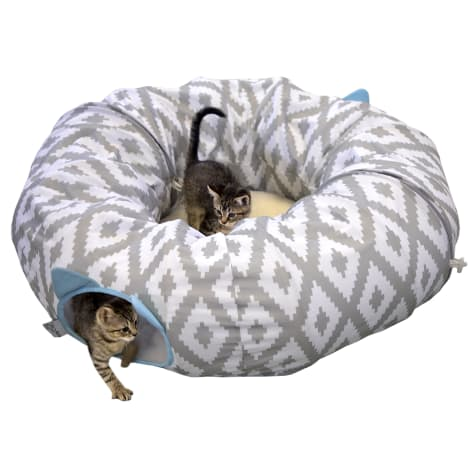 Kitty City Tunnel Cat Bed