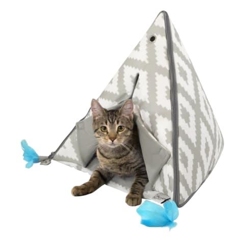 Kitty City Teepee Cat Bed