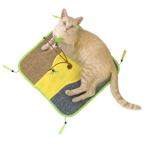 Kitty City Wobble Play Mat for Cats