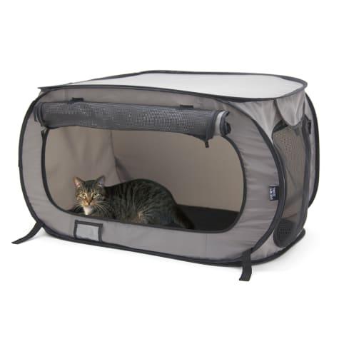 SportPet Pop Open Cat Kennel