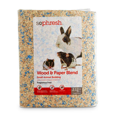 So Phresh Wood & Paper Blend Small Animal Bedding