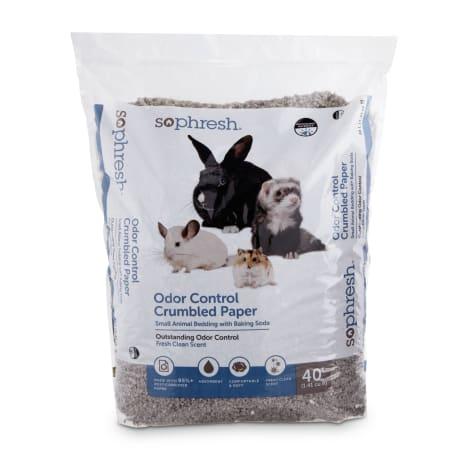 So Phresh Odor-Control Crumbled Paper Small Animal Bedding