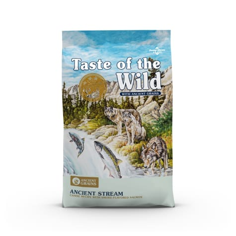 Taste of the Wild Ancient Stream with Smoked Salmon and Ancient Grains Dry Dog Food