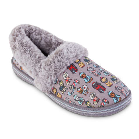 BOBS by Skechers Too Cozy Winter Wags Shoe