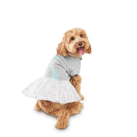 Bond & Co. Sweet Tail Mermaid Dog Dress