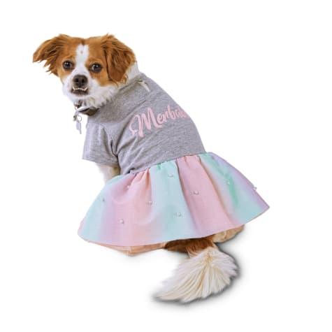 Bond & Co. Queen Bee Of The Sea Mermaid Dog Dress