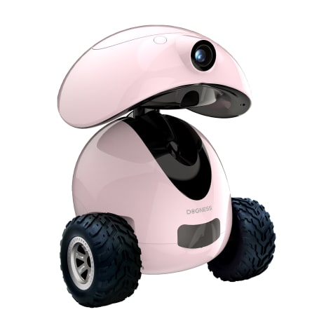 Dogness Smart iPet Pink Robot