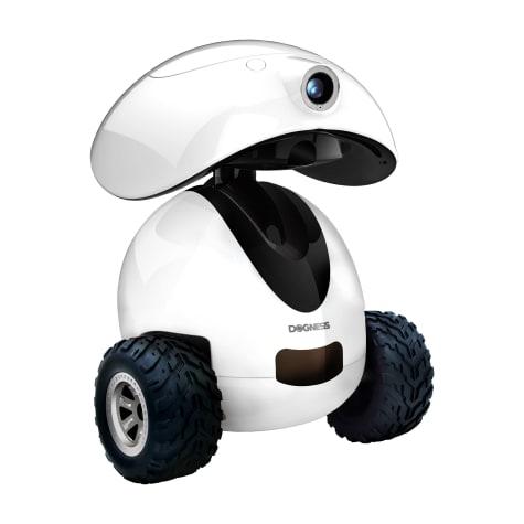 Dogness Smart iPet White Robot
