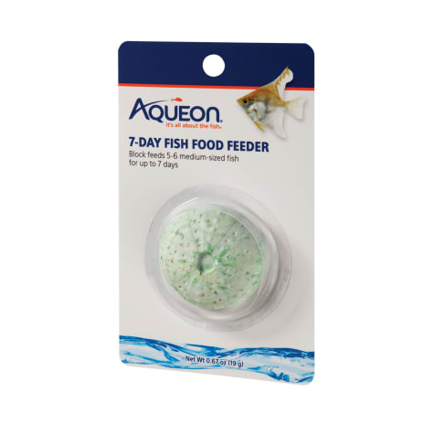 Aqueon Tropical Fish Vacation Feeder 7 Day