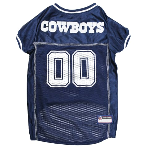 Pets First Dallas Cowboys Mesh Jersey for Dogs