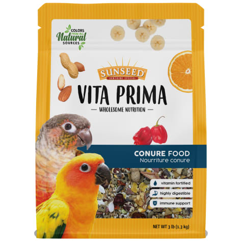 Sun Seed Vita Prima Conure Food