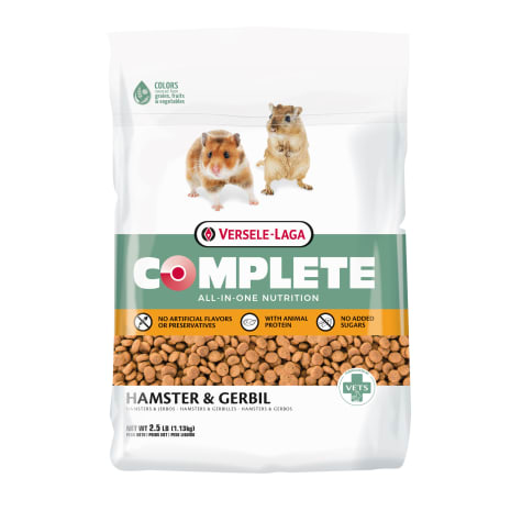 Versele-Laga Complete All-In-One Hamster and Gerbil Food