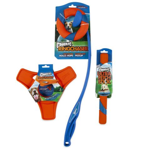 Chuckit! Slobber Free Kit Dog Toys