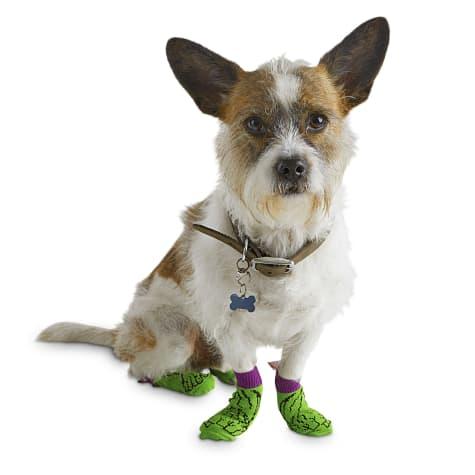 Marvel Hulk Dog Socks