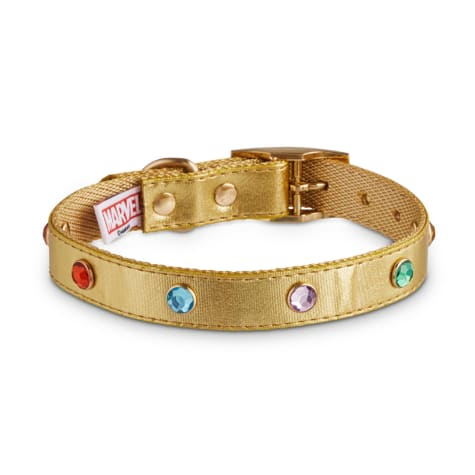 Marvel Guardians of the Galaxy Infinity Stones Dog Collar