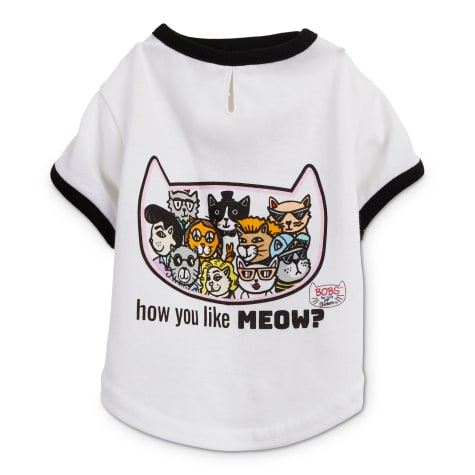 BOBS by Skechers Cats of Ages Cat T-Shirt
