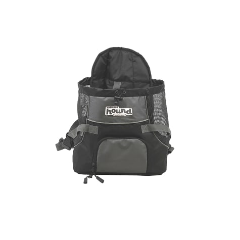 Outward Hound Pooch Pouch Gray Front Carrier for Dogs