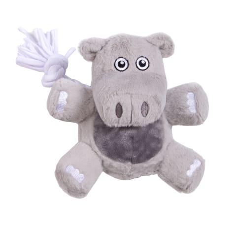 BARK Hangry Hangry Hippo Dog Toy