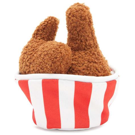 Bark Bucket O' Fried Licken Dog Toy