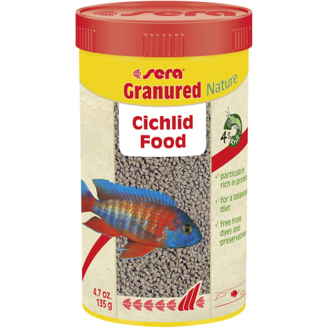 Sera Granured Nature Cichlid Food