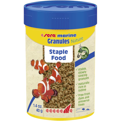 Sera Marin Granules Nature Food