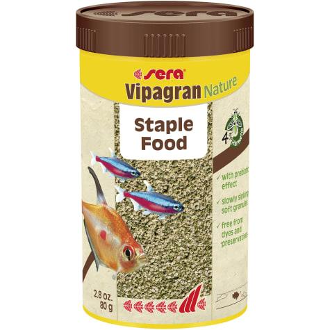 Sera Vipagran Nature Food