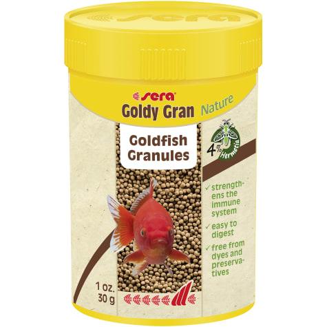 Sera Goldy Gran Nature Goldfish Food