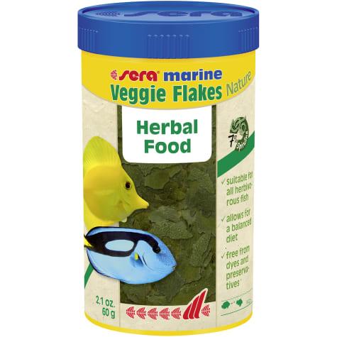 Sera Marin Veggie Flakes Nature Food