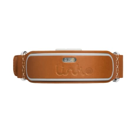 Link AKC Plus Brown Classic GPS Smart Tracker for Dogs