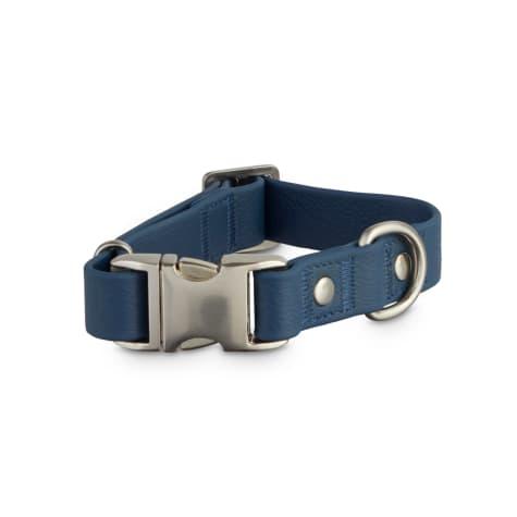 Reddy Navy Durable Dog Collar