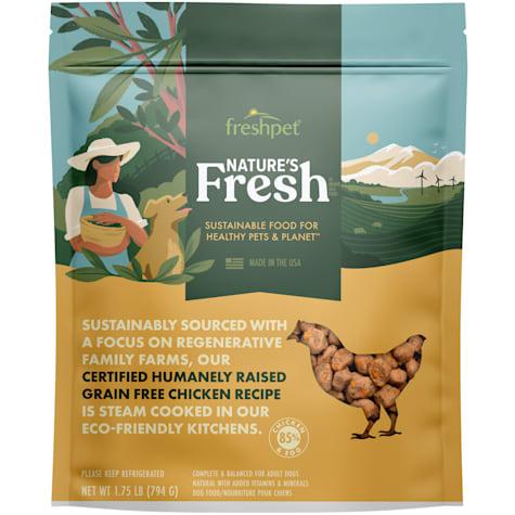 Freshpet Nature's Fresh Grain-Free Chicken Recipe Dry Dog Food