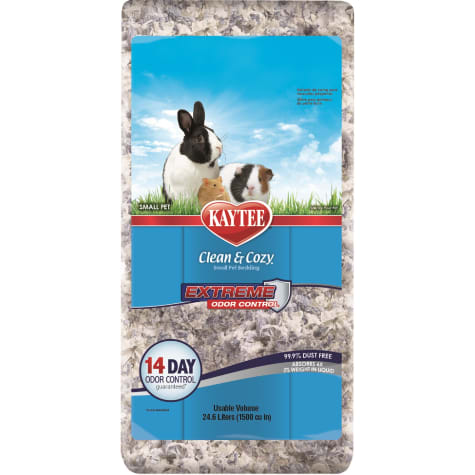 Kaytee Clean and Cozy Extreme Odor Control Small Animal Bedding