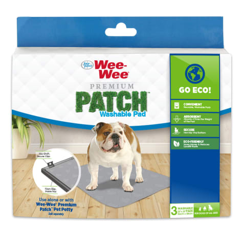 Wee-Wee Premium Patch Washable Pad for Dogs