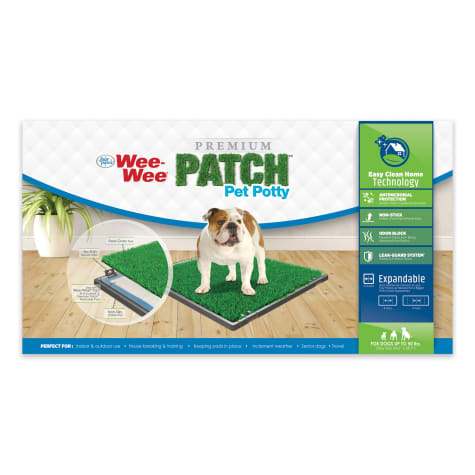 Wee-Wee Premium Patch Pet Potty for Dogs