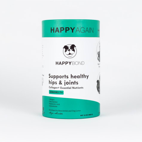 Happy Again Pet Collagen Based Joint Dog Supplement
