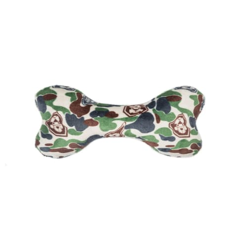 Fresh Pawz The Hype Camo Dog Toy