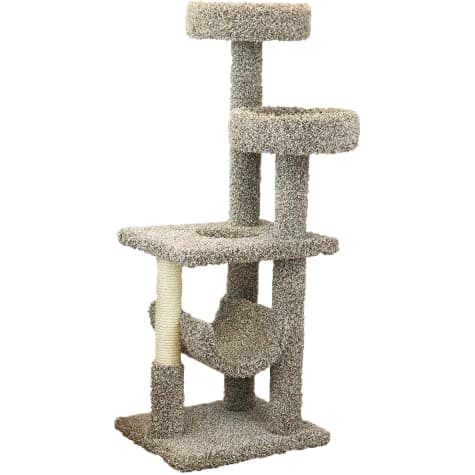 New Cat Condos 4 Level Cat Play Gym