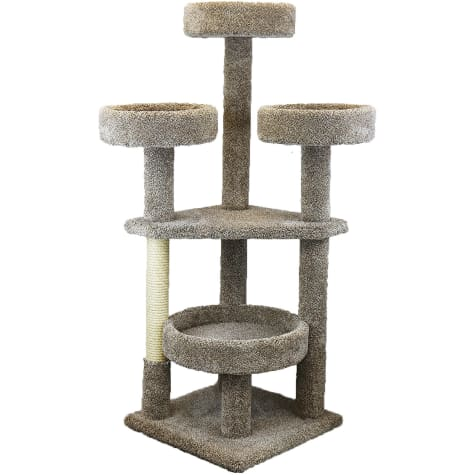 Prestige Cat Trees 5 Level Main Coon Cat Tower