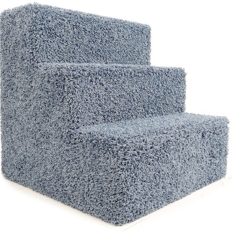 New Cat Condos Premier Blue Pet Stairs