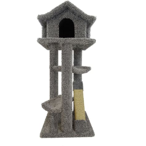 New Cat Condos Premier Grey Cat Pagodas Tree