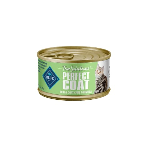 Blue Buffalo True Solutions Perfect Coat Whitefish Natural Skin & Coat Care Adult Wet Cat Food