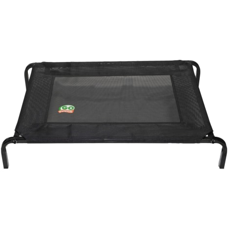 Go Pet Club Elevated Cooling Pet Cot Bed