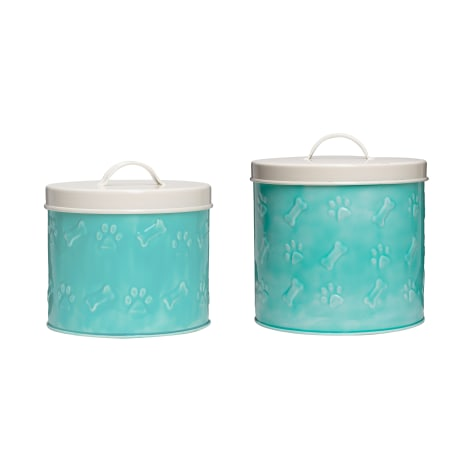 Amici Home Akita Pet Canisters