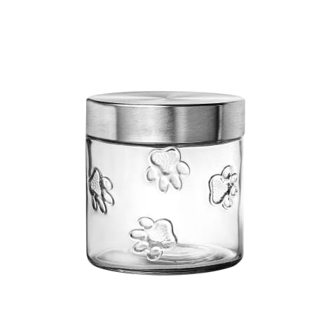 Amici Home Maxwell Dog Glass Canister