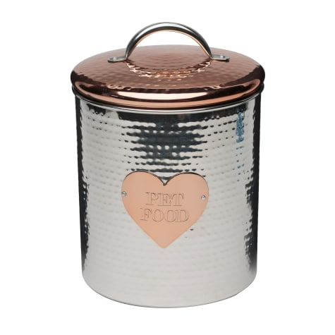Amici Home Rosie Pet Food Canister