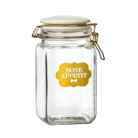 Amici Home Sunrise Bone Appetit Canister for Pets