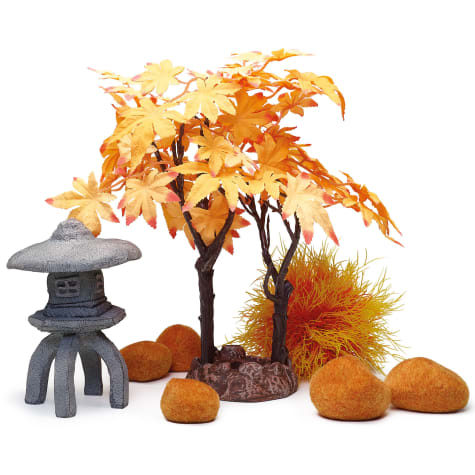 biOrb 30L Autumn Decor Set