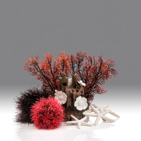 biOrb Red Forest Decor Set