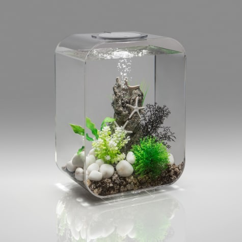 biOrb Life Transparent Aquarium With Micro Light