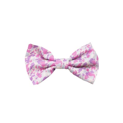 Fresh Pawz The Pastel Camo Dog Bowtie